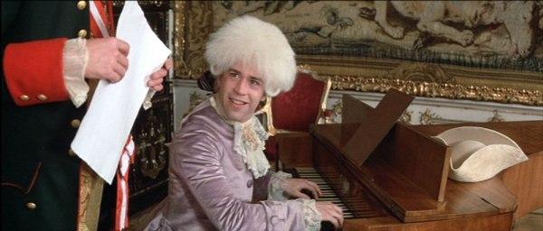 Mozart pistää Salierin marssin uusiksi.