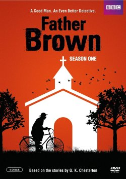 FATHER BROWN juliste