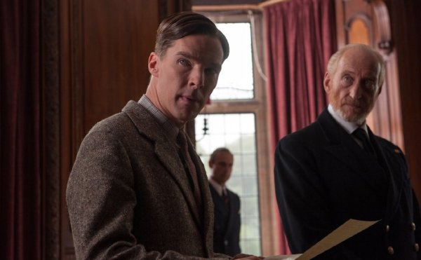 IMITATION GAME turing denniston
