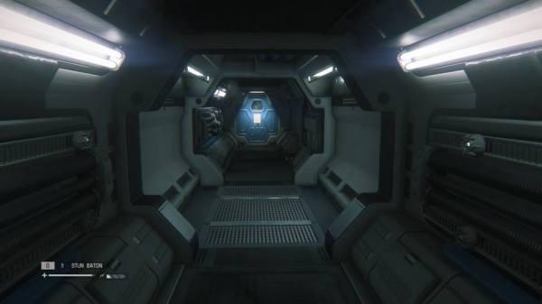 ALIEN interior 2