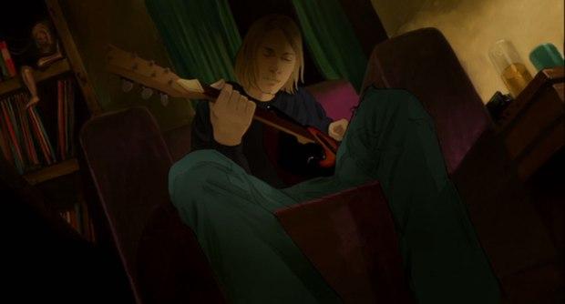 COBAIN-animaatio