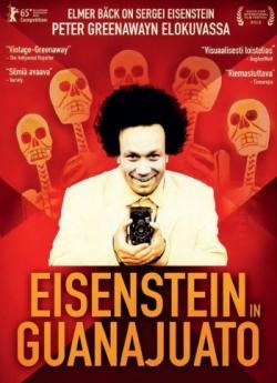 eisenstein_in_guanajuato poster
