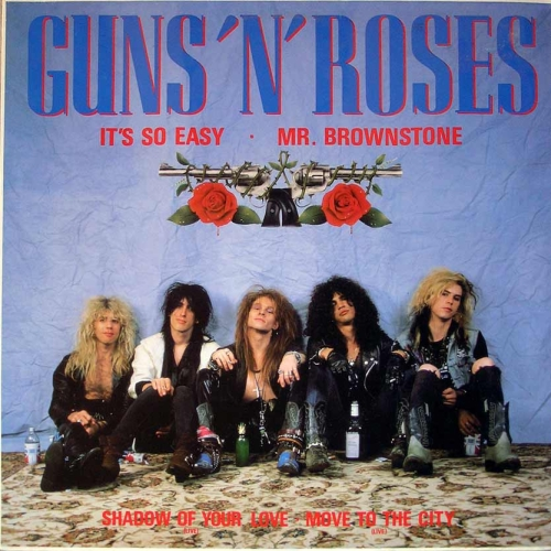 Guns N' Roses It's So Easy