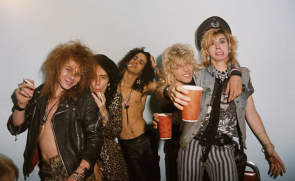 Early Guns N' Roses