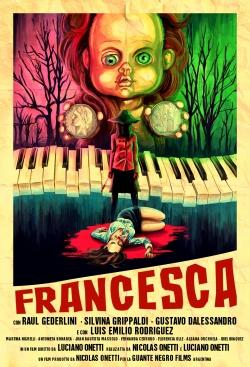 FRANCESCA poster