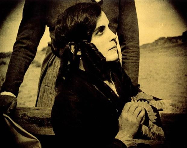 Nosferatu, eine Symphonie des Grauens F.W. Murnau Greta Schroder