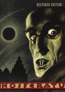 Nosferatu, eine Symphonie des Grauens F.W. Murnau
