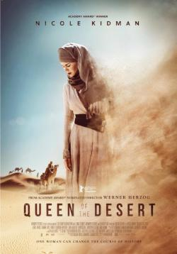 QUEEN OF THE DESERT 2015
