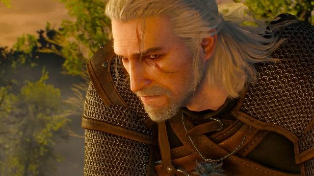 The Witcher 3: Wild Hunt Geralt