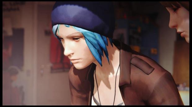 Life is Strange peli peliarvostelu Chloe