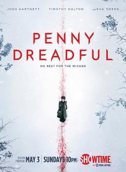 Penny Dreadful arvostelu