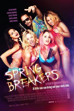 spring breakers arvostelu