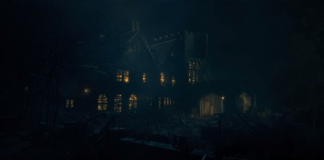 the haunting of hill house arvostelu